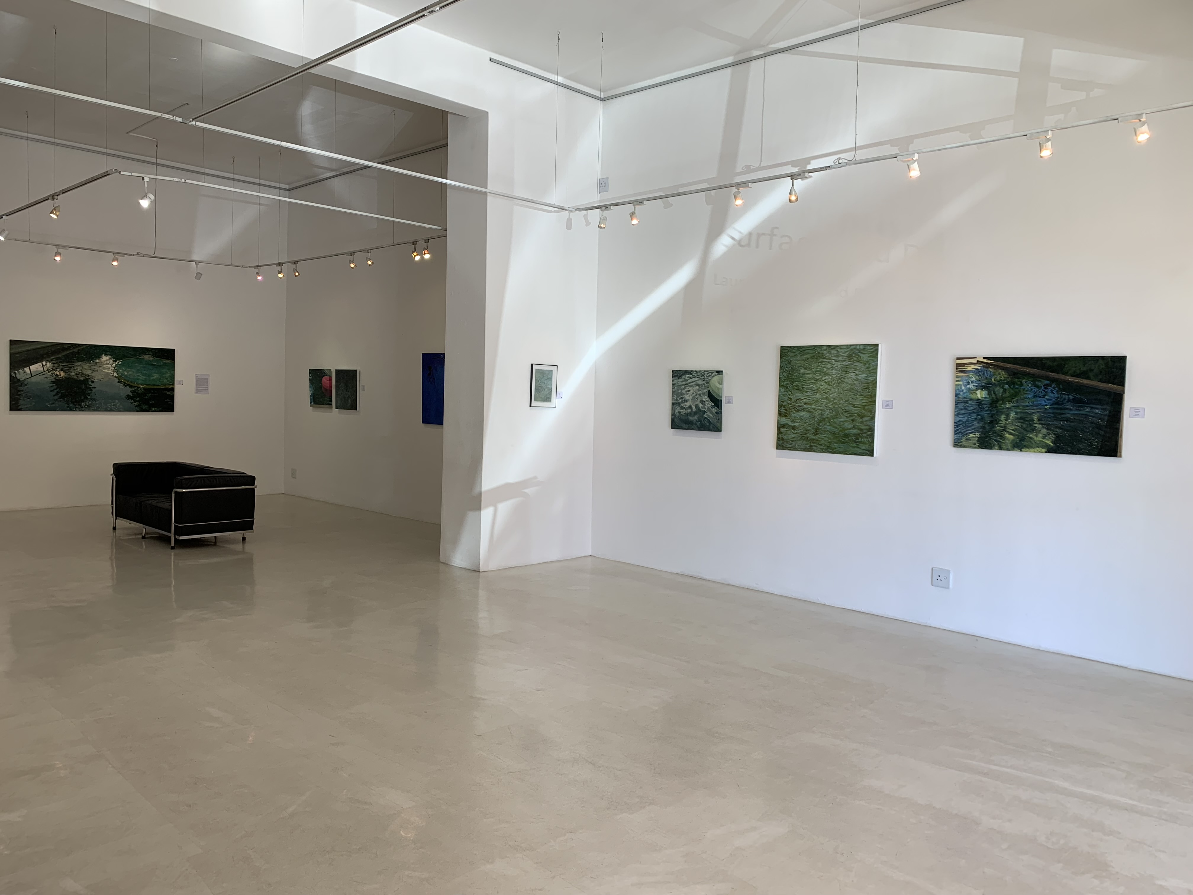 Surface and Depth Exhibition at Gallery 2