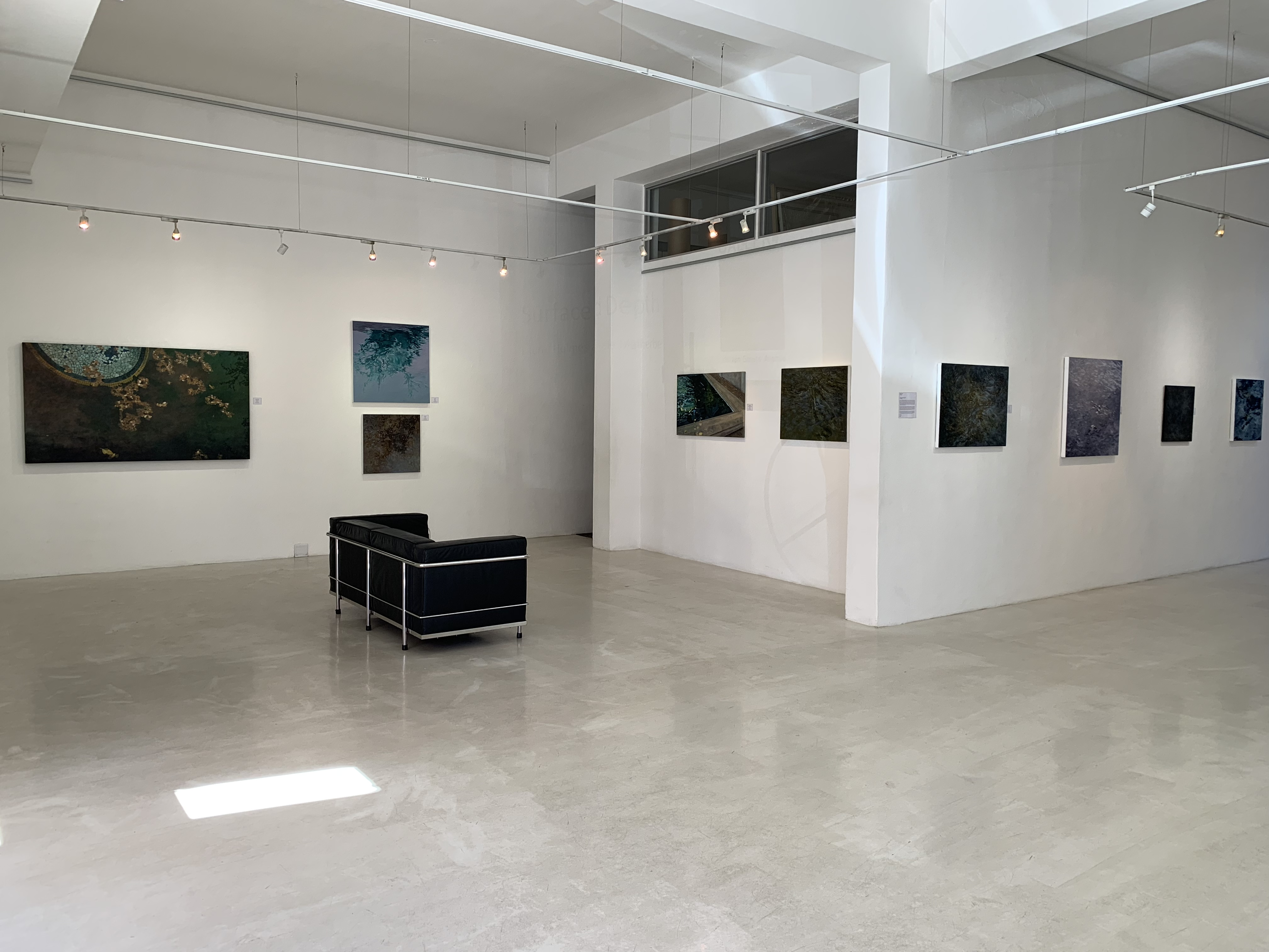 Laurel Holmes and Danielle Malherbe Exhibition