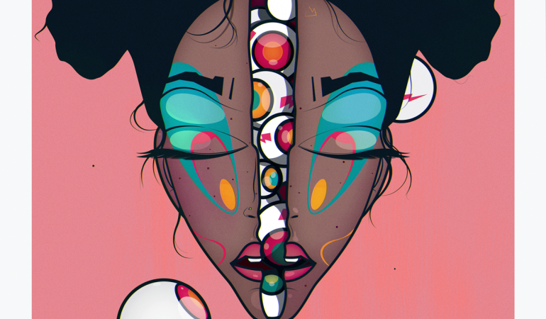 A Look into Sphelele Gumede's Multidisciplinary Illustrations