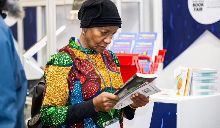 Illustrator's Exhibition brings visual storytelling to life at SA Book Fair
