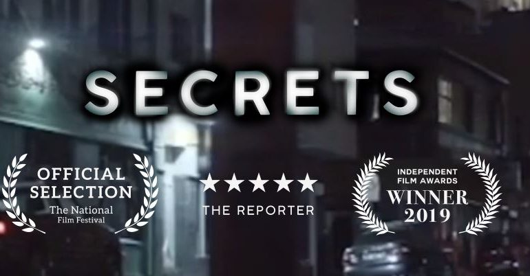 "Exclusive Release: Watch The ""Secrets"" Trailer Now"