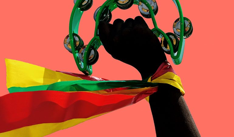 Top Designers Customize New African Playlist Art for Apple Music