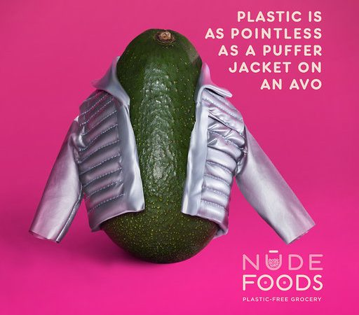 NUDE FOODS launches Plastic – Free Campaign