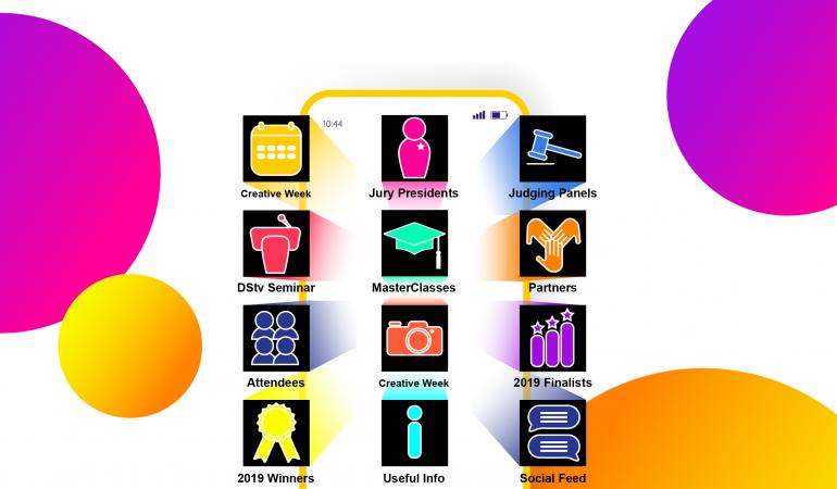 Loeries Launch Official #Loeries2019 App