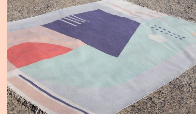 Win A R25,000 FABRICA Rug By Supporting Creative Women