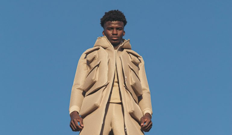Bantu Space Odyssey Presents a Futurist Collection