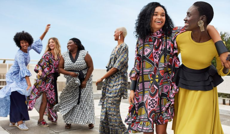 H&M x Mantsho's long anticipated collection is finally here