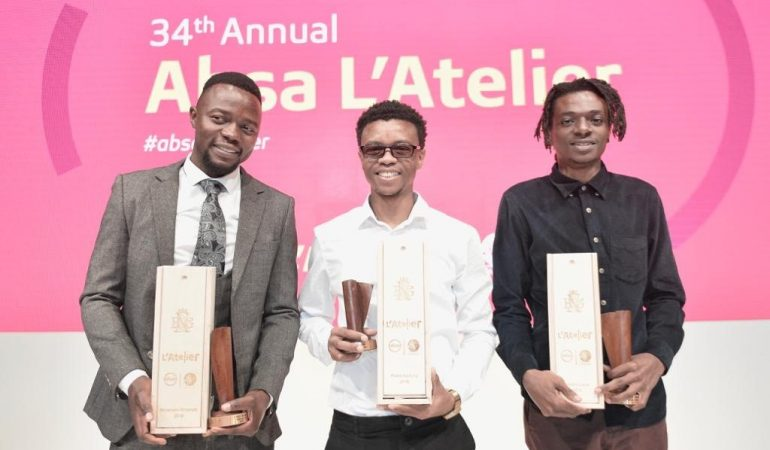 Absa Announces Winners of the Prestigious L'Atelier Competition