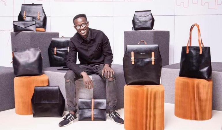 Inga Chats To Us About Entrepreneurship And His Brand Inga Atelier Collections