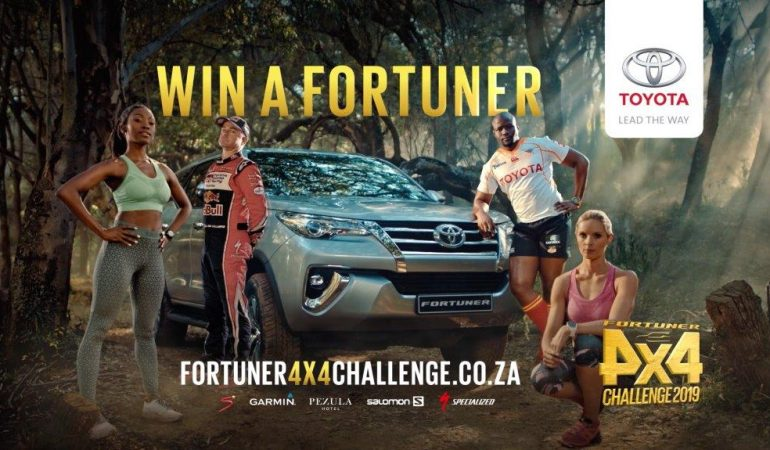 FCB Takes On The 4th Toyota 4X4 Challenge