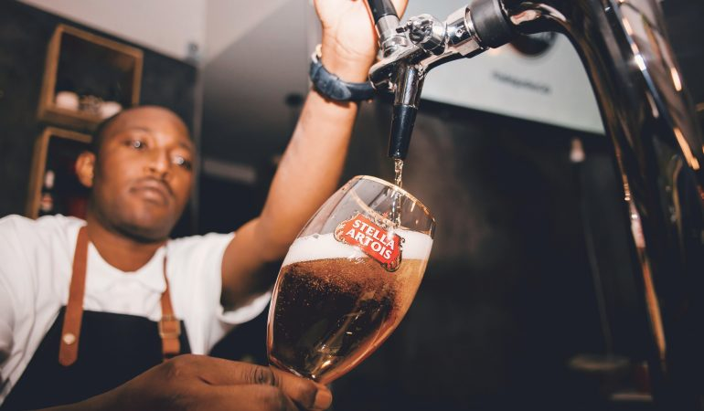 Belgian Beer Café: The New Trendy Pop Up Bar in Parkhurst