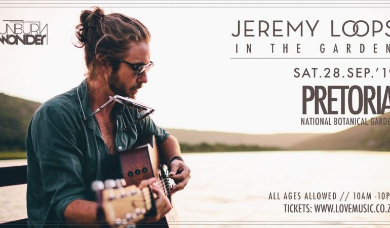 SUNBURN & WONDER present: Jeremy Loops & Matthew Mole Live in the Garden