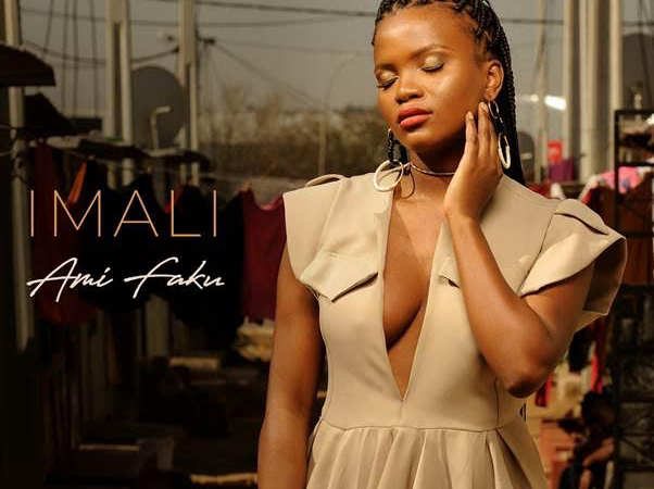 Ami Faku launches debut album IMALI at number #1