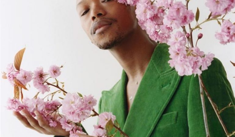 Nakhane Touré Teams Up  With I-D & Gucci to Promote The New Gucci Bloom Fragrance