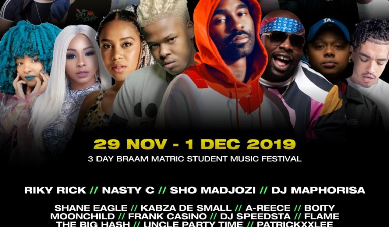 Rage In The City Partners With Cotton Fest to bring JHB  an Epic Party