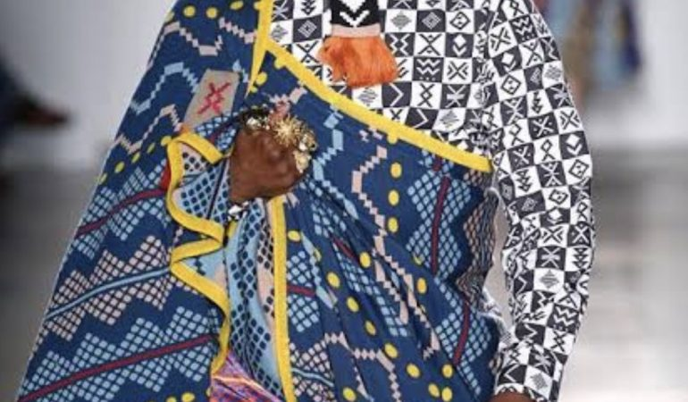 WATCH: BTS of Kings & Queens Collection by Maxhosa at NYFW