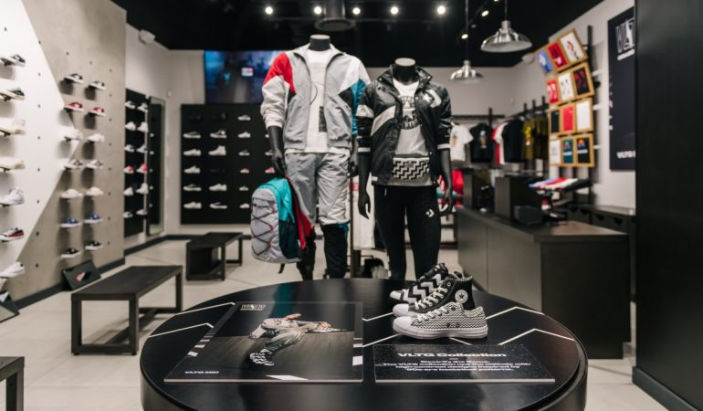 Converse Launches New Concept Store in Fourways Mall