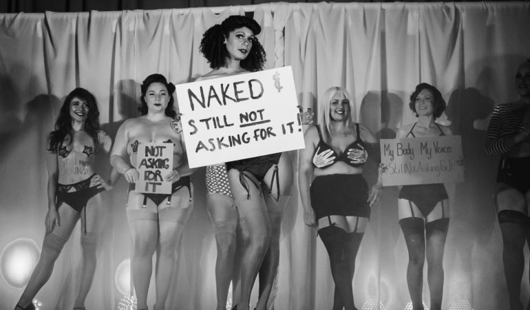 The Grand Exhibition: An International Burlesque Benefit in aid of Rape Crisis