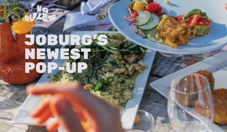 New Vibrant Pop-Up Event: No Rules Cafeteria Returns To Johannesburg