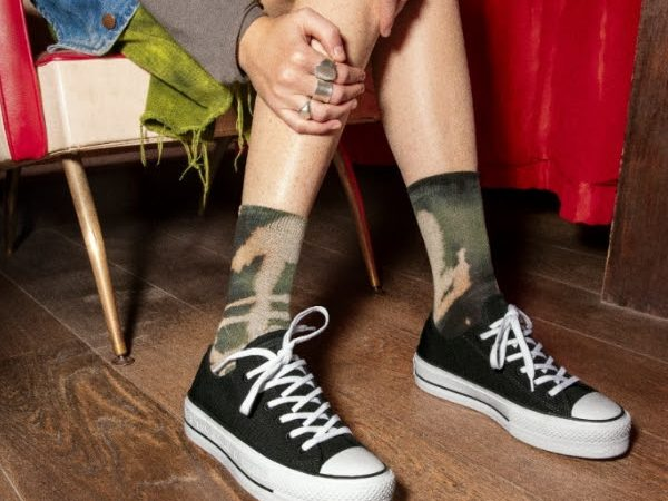Converse Launch Renew Canvas Collection in Support of Sustainable Fashion