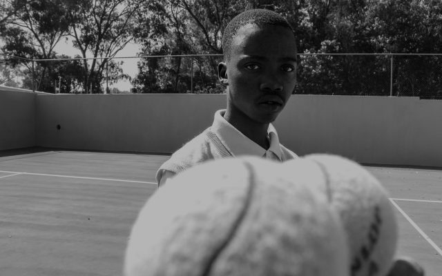 The Relationship Between Tennis & Fashion | A Photo Series by Gift Makhubu & Mbulelo Faluti