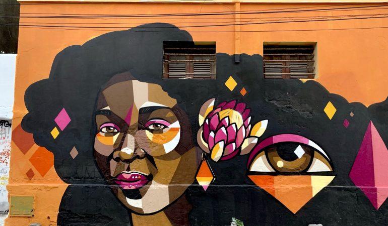 CPT Artist NARDSTAR* Creates a Mural for the 6th Annual Festival Concreto in Brazil