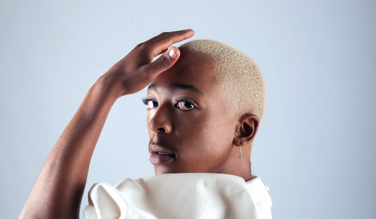 Nosipho Motsamai Examines the Concept of Gender Representation Through Fashion