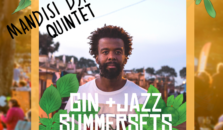 Mandisi Dyantyis, JustThemba, Zamajobe to headline Gin & Jazz Summersets Event