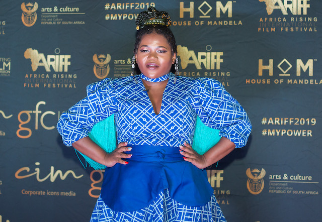 Busiswa Debuts her doccie 'Busiswa: Unbreakable Story' at Africa Rising International Film Festival