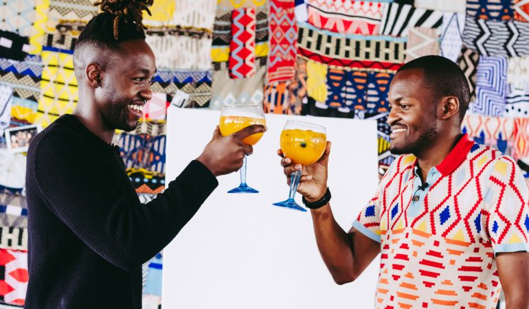 Laduma & Mmiso Luphondo Show Off Their Creative Prowess for Bombay Sapphire's Stir Creativity Campaign