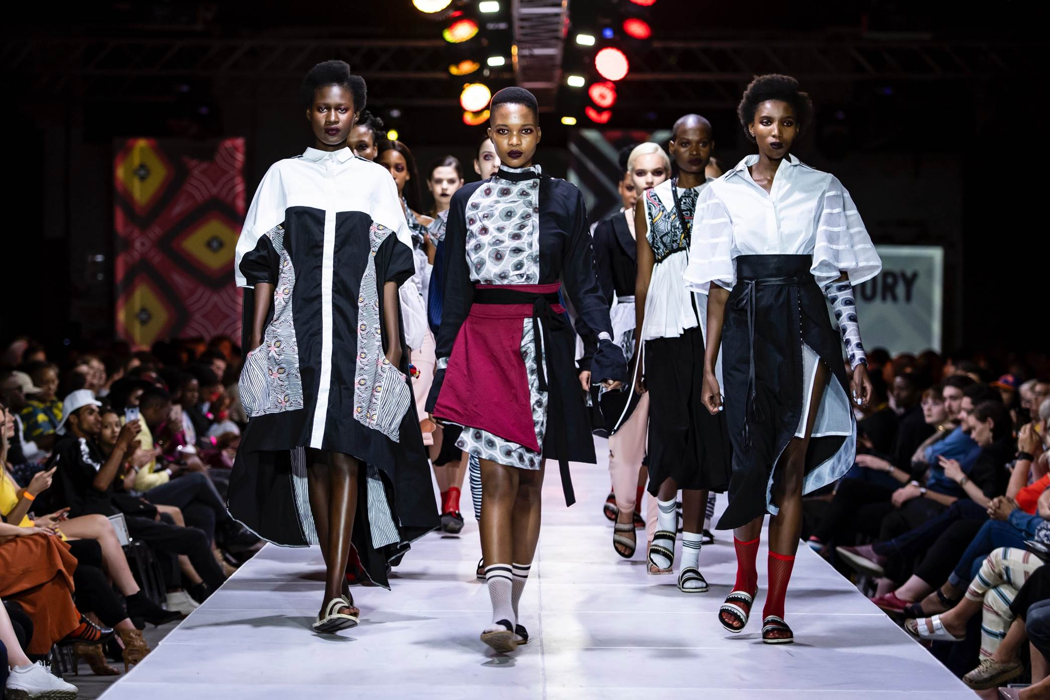 Nando S Spices Up Lisof Fashion Showcase With Unique South African Patterns Between 10 And 5