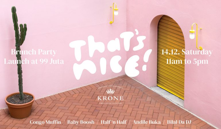 Braamfontein's Newest Brunch Party Launches at 99 Juta
