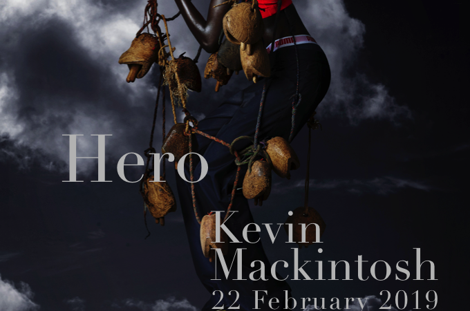 Kevin Mackintosh Makes A Return With Solo Exhibition at the Deepest Darkest Gallery