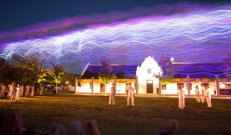 The Annual Spier Light Art Is Back and Features Novel Installations by Local Artisans