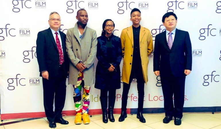 China & South Africa Enhance Cultural Exchange through Film