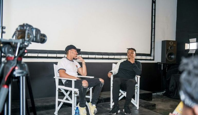 The Art of Transition: Former Hype Magazine Editor, Fred Kayembe On Being A Film Director
