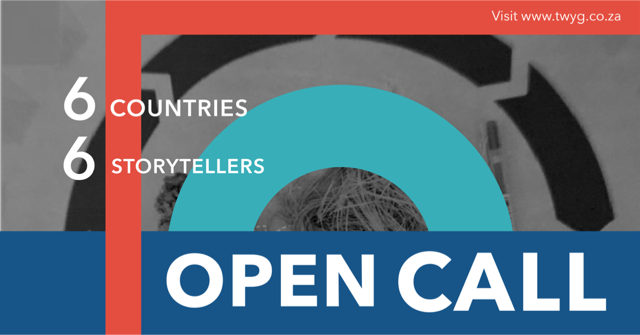 OPEN CALL: The British Council & Twyg Call for Sub-Saharan African Storytellers