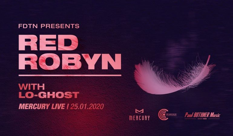 Red Robyn Headlines Foundation Launch Event at Mercury Live, CPT