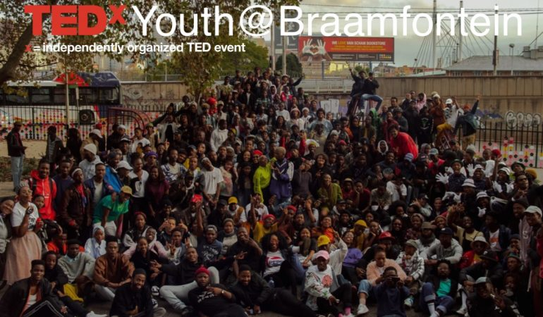 Let's Play Outside Hosts First TEDxYouth@ Braamfontein