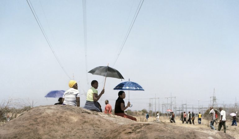 Goodman Gallery Exhibits Photo Series by the late Thabiso Sekgala