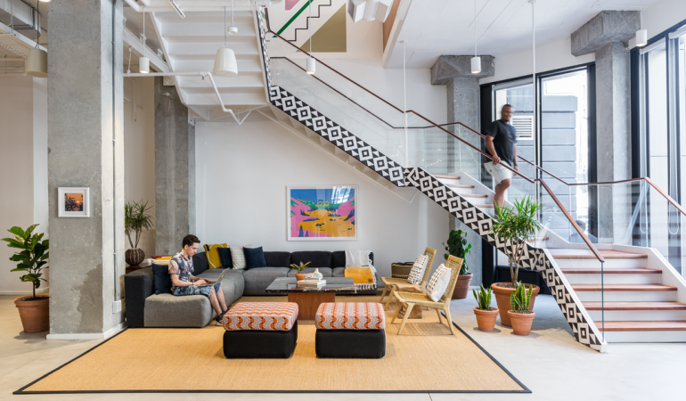Global Workspace Company, WeWork Officially Launches in Cape Town