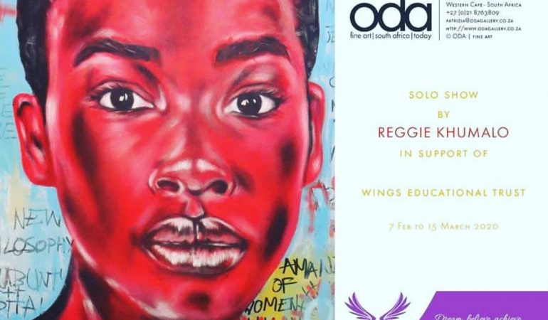 'Radical Ubuntu' |Solo Exhibition by Reggie Khumalo at ODA Gallery, CPT