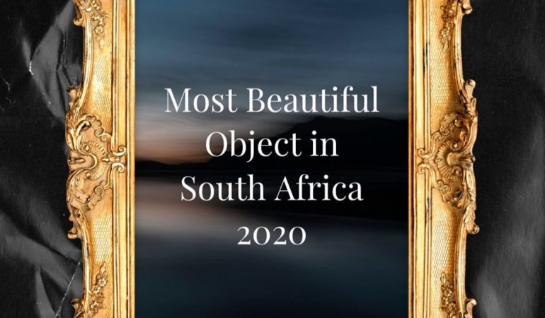 Trevor Stuurman's Self-Portrait Bags 'The Most Beautiful Object in South Africa' Nomination at Design Indaba