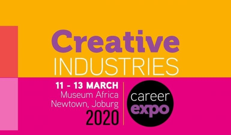 The Creative Industries Careers Expo Set to Take Place from 11 – 13 March in JHB