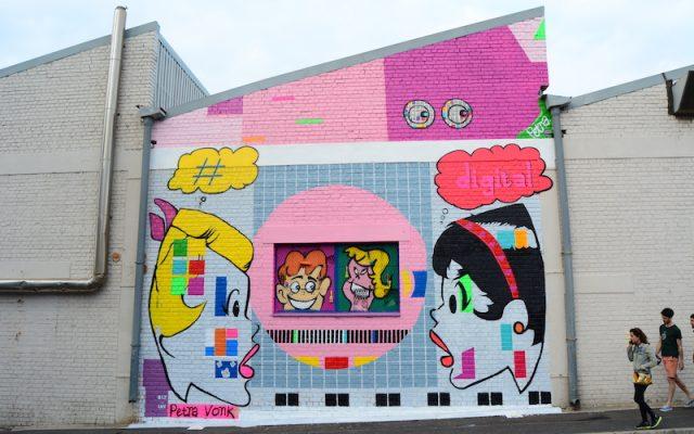 Kool & Kiff Murals from BAZ-ART Festival