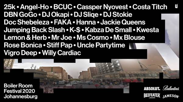 Boiler Room Returns To SA With First-Ever One-Day Music Festival