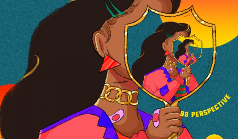 Creatives Worth Checking Out: Illustrator Sinenhlanhla '99perspective' Chauke