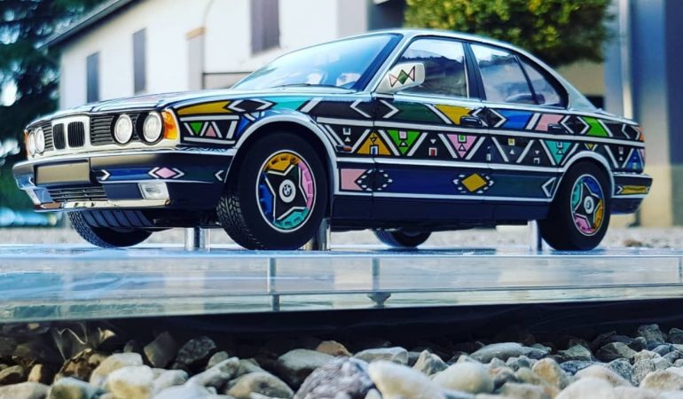 6 of Our Favourite Esther Mahlangu Collaborations