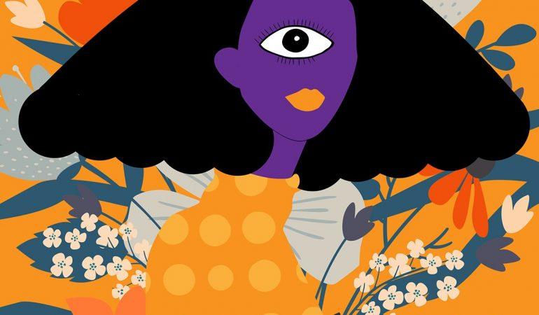 'Cover Girls' by Illustrator & Animator Khanyisa Klaas