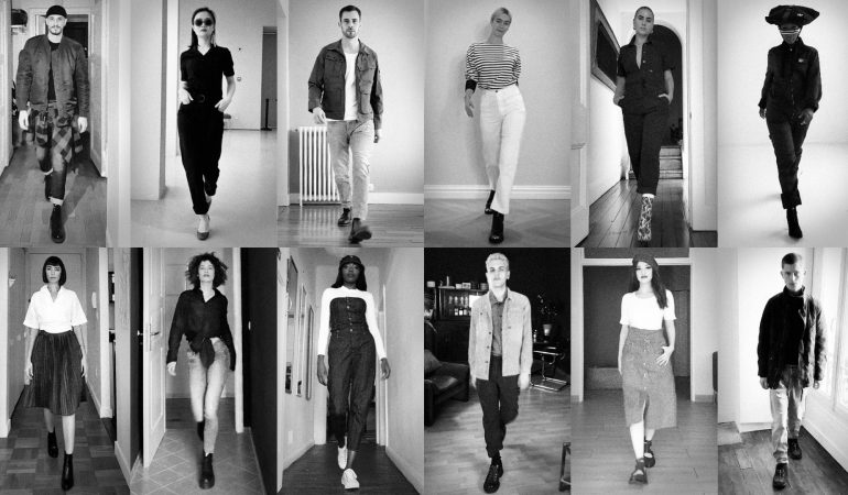 G-Star RAW Set to Host Stay-at-Home Catwalk